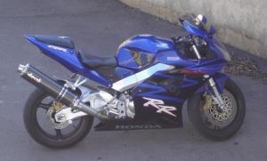 2003 Honda CBR 954 RR Fire Blade