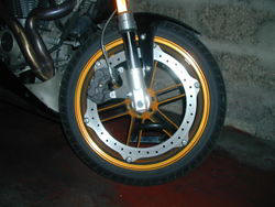 Disque Buell