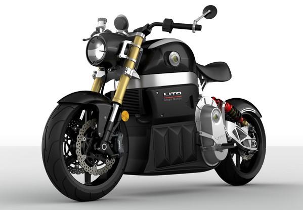 moto lectrique lito sora de la marque green motion. Black Bedroom Furniture Sets. Home Design Ideas