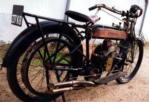 1913 Douglas 3 1 demi hp