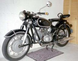 1963 Bmw-R 50