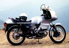 1976 Bmw R100 RS