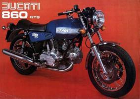 1976 Ducati 860 GTS