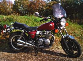 1980 Honda CBC 650
