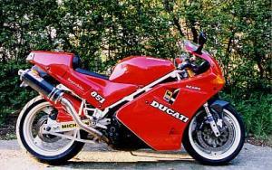 1990 Ducati SP2
