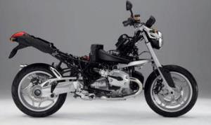 Antipatinage BMW R1200R