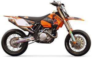 KTM 450 Supermotard